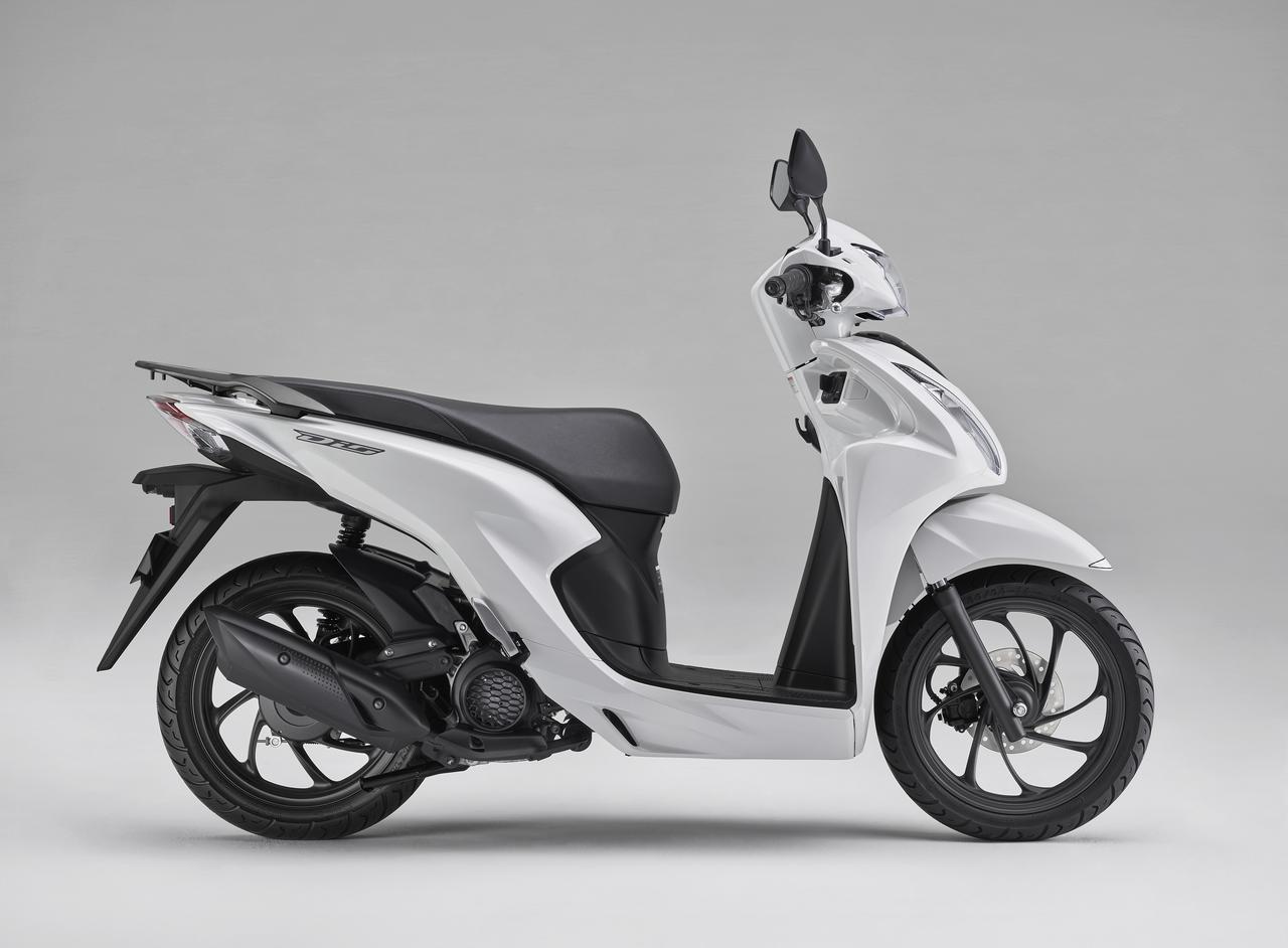 Images : 1番目の画像 - 【写真10枚】ホンダ新型Dio110 - webオートバイ