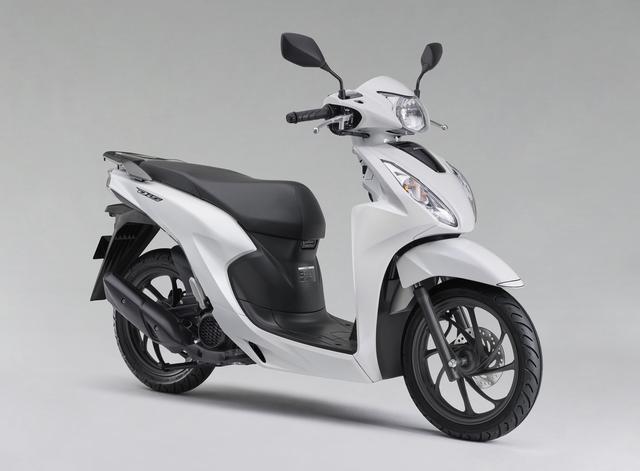 画像8: ホンダの原付二種スクーター「ディオ110」がフルモデルチェンジ! エンジン&フレームは新設計、スマートキーも装備【2021年モデル】