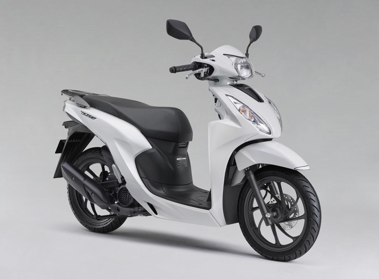 Images : 2番目の画像 - 【写真10枚】ホンダ新型Dio110 - webオートバイ