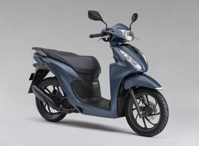 画像10: ホンダの原付二種スクーター「ディオ110」がフルモデルチェンジ! エンジン&フレームは新設計、スマートキーも装備【2021年モデル】