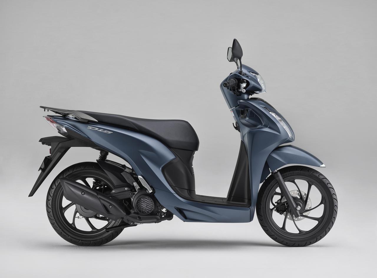 Images : 3番目の画像 - 【写真10枚】ホンダ新型Dio110 - webオートバイ