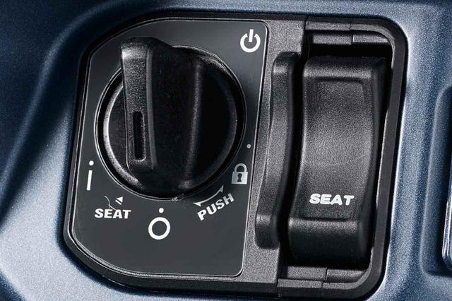 画像3: ホンダの原付二種スクーター「ディオ110」がフルモデルチェンジ! エンジン&フレームは新設計、スマートキーも装備【2021年モデル】