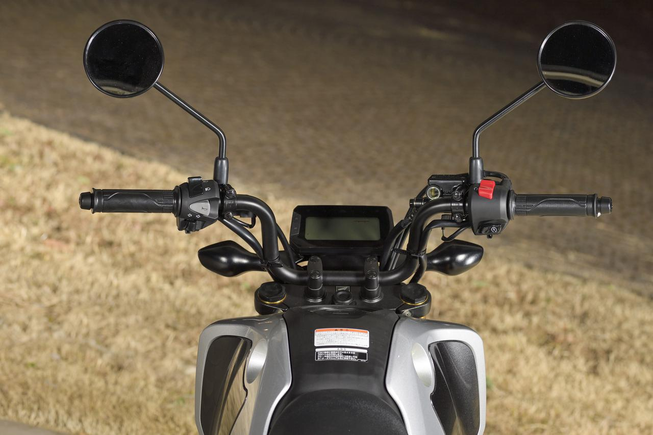 Images : 13番目の画像 - 【写真28枚】ホンダ新型グロム - webオートバイ