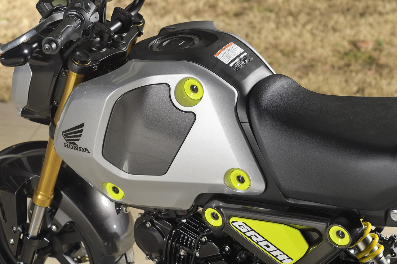 Images : 15番目の画像 - 【写真28枚】ホンダ新型グロム - webオートバイ