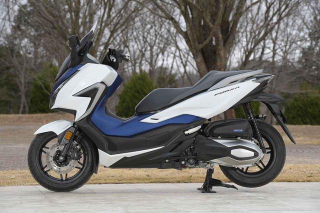 画像2: ホンダの250ccスクーター「フォルツァ」がモデルチェンジ! 国内市販予定車を20枚の写真でチェック【2021速報】
