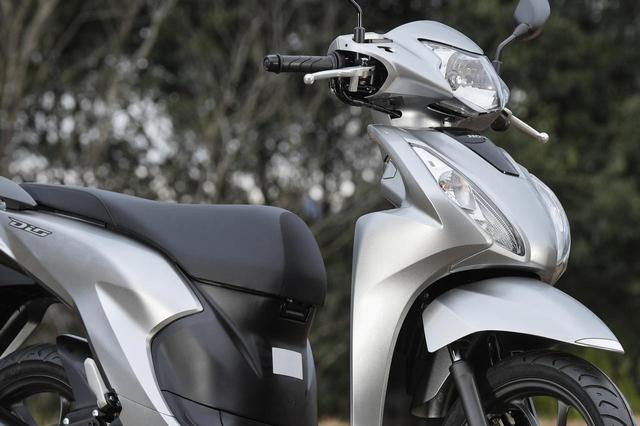 画像: ホンダの原付二種スクーター「ディオ110」がフルモデルチェンジ!  - webオートバイ