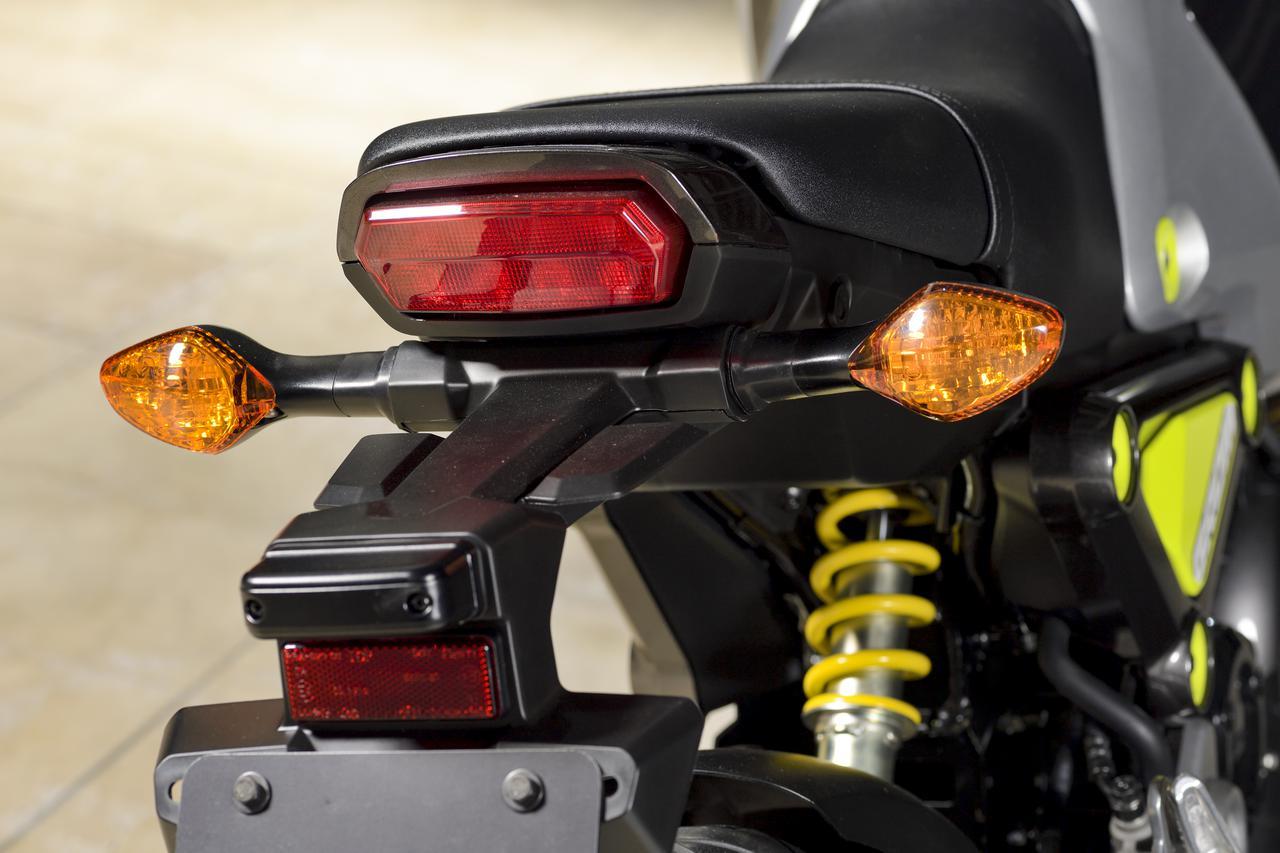 Images : 9番目の画像 - 【写真28枚】ホンダ新型グロム - webオートバイ