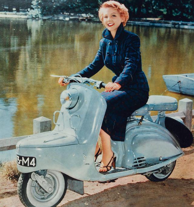 画像: 1953年型プジョーS55