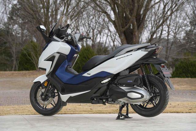 画像3: ホンダの250ccスクーター「フォルツァ」がモデルチェンジ! 国内市販予定車を20枚の写真でチェック【2021速報】
