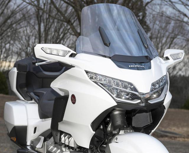 画像: ホンダが新型「ゴールドウイング」シリーズを発表! 2021年モデルの国内仕様はDCT車のみの設定に - webオートバイ