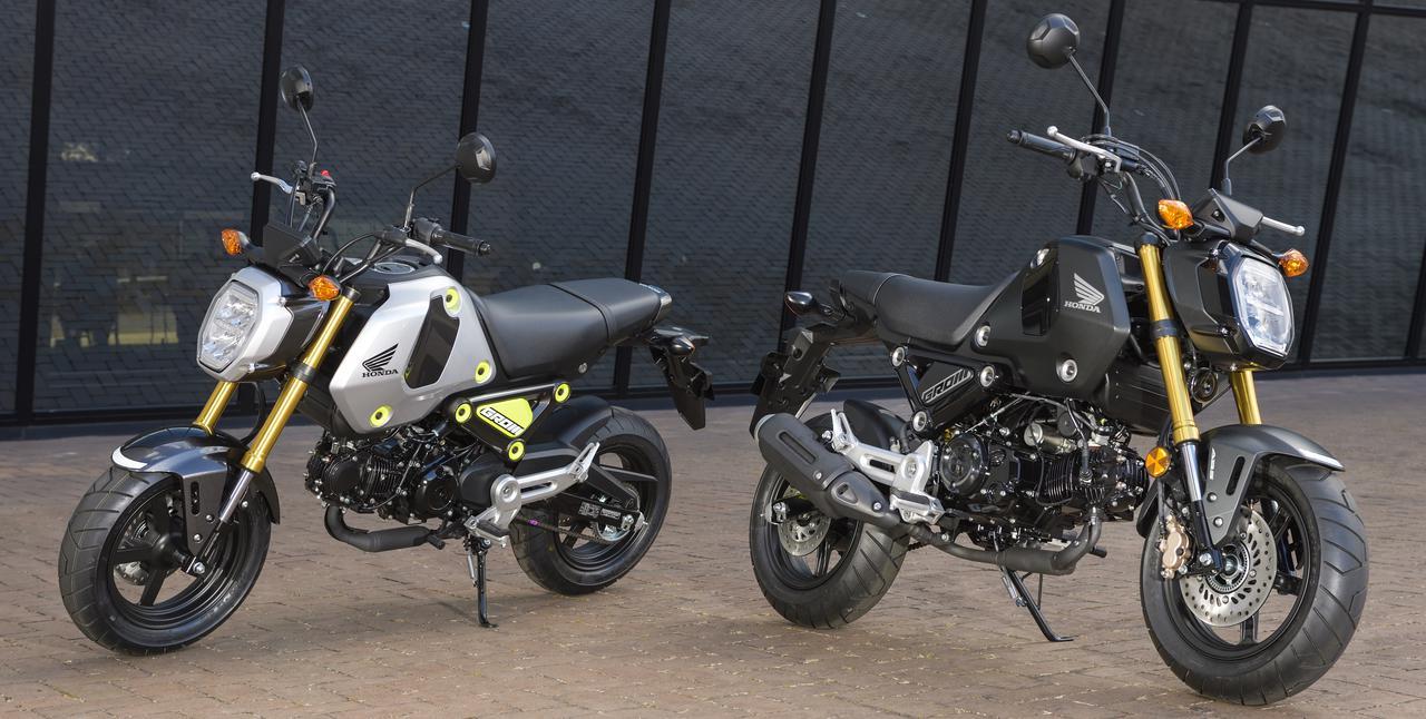 Images : 1番目の画像 - 【写真28枚】ホンダ新型グロム - webオートバイ