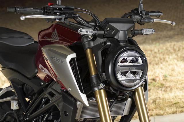 画像: 2/1 新型CB125Rの国内市販予定車が登場 - webオートバイ