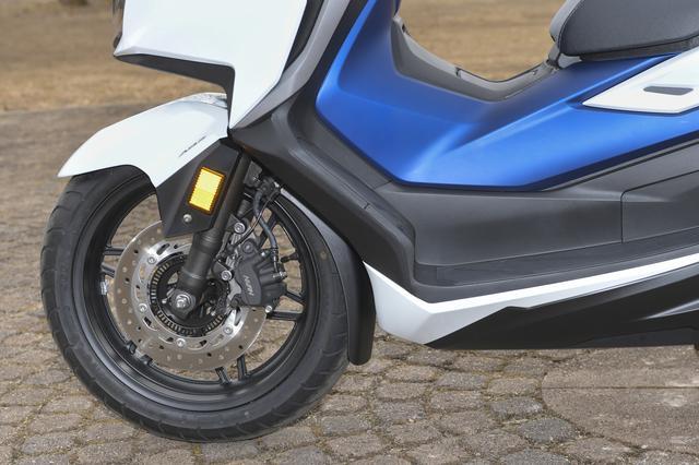 画像2: 定番ビッグスクーターの最新バージョン登場