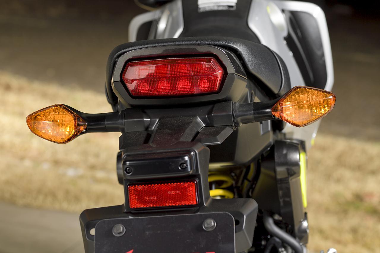 Images : 14番目の画像 - 【写真28枚】ホンダ新型グロム - webオートバイ