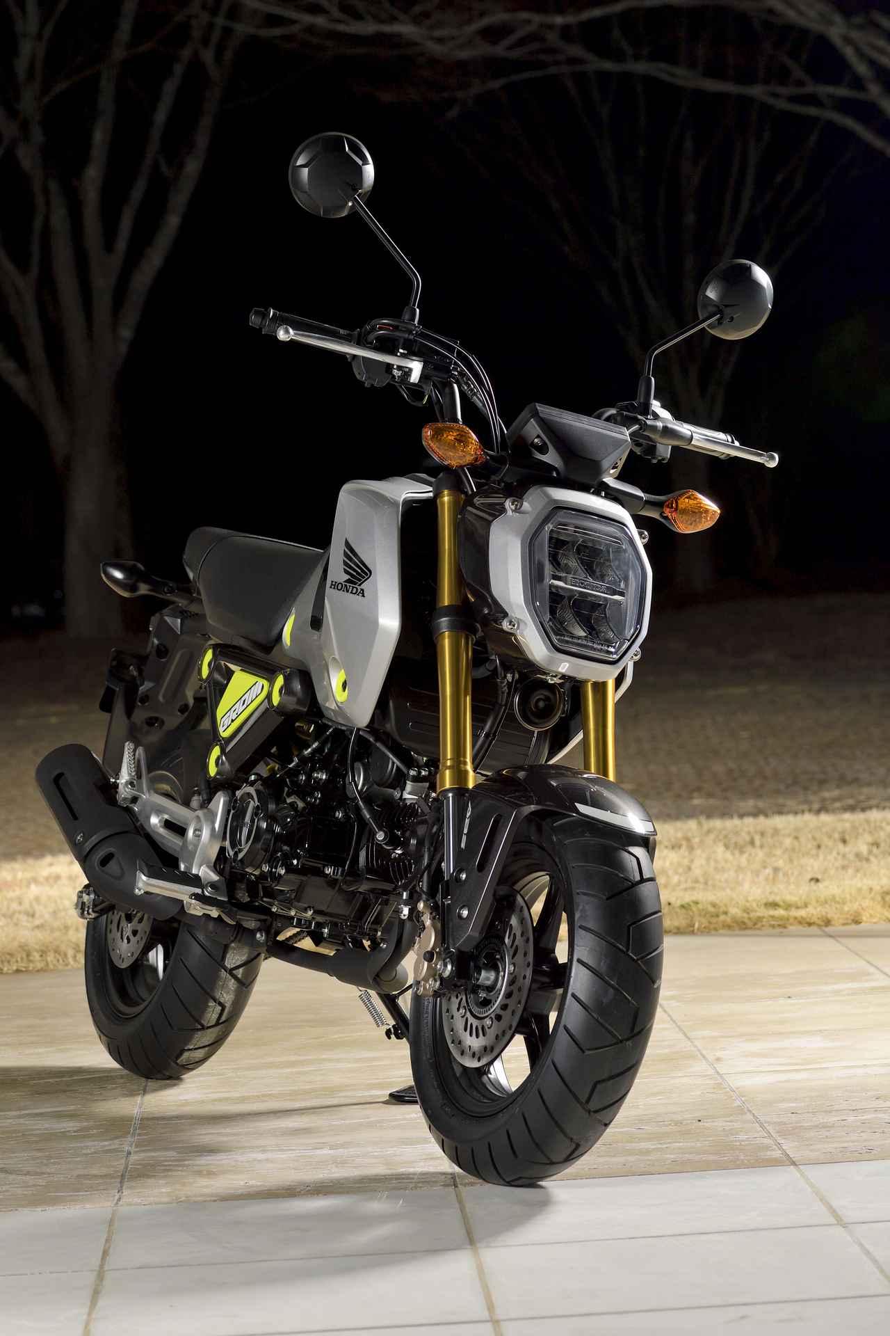 Images : 11番目の画像 - 【写真28枚】ホンダ新型グロム - webオートバイ