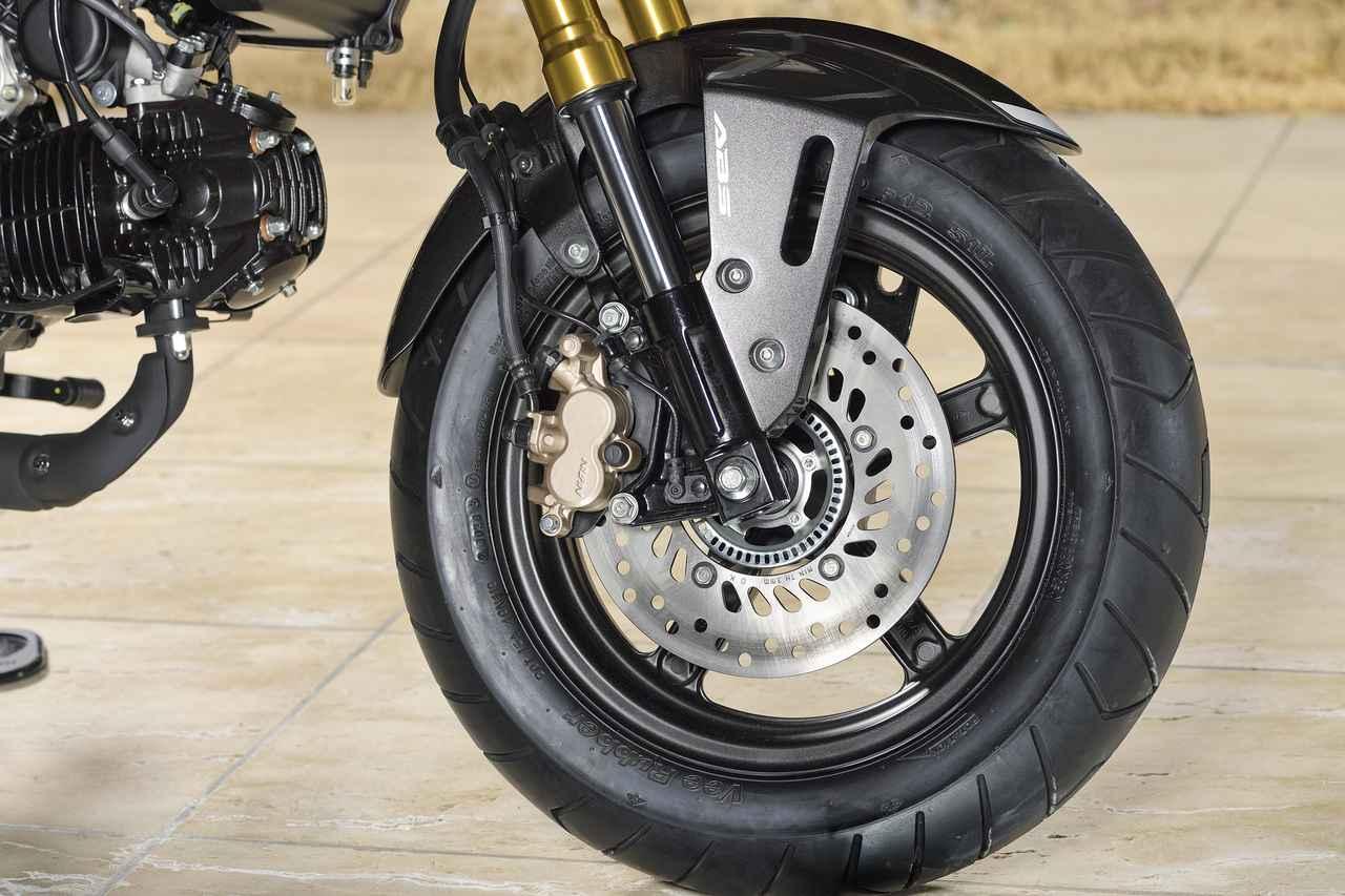 Images : 6番目の画像 - 【写真28枚】ホンダ新型グロム - webオートバイ