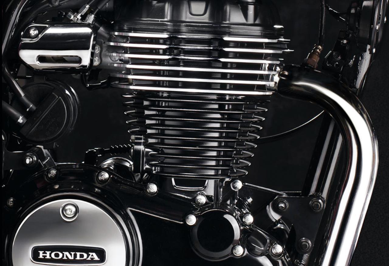 Images : 2番目の画像 - 【写真5枚】ホンダ「ハイネスCB350」 - webオートバイ