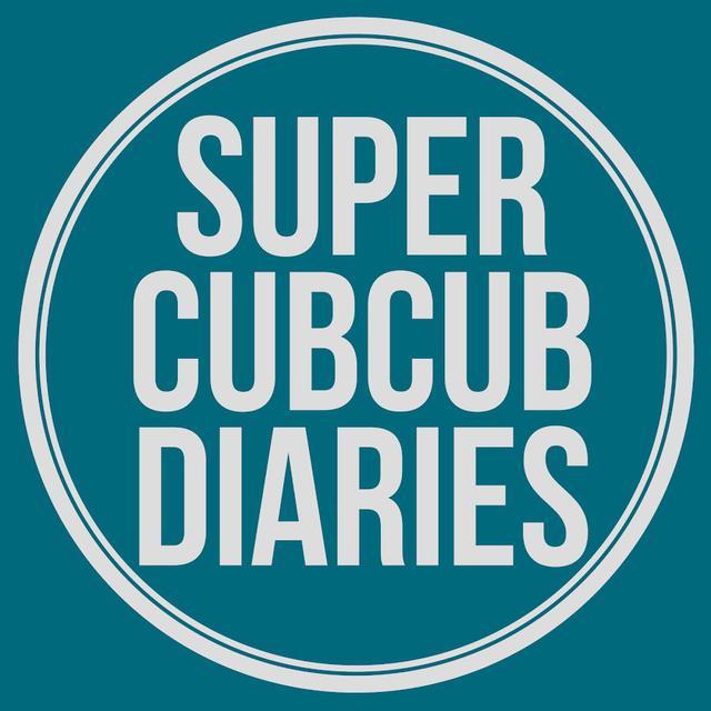 画像: SUPER CUBCUB DIARIES
