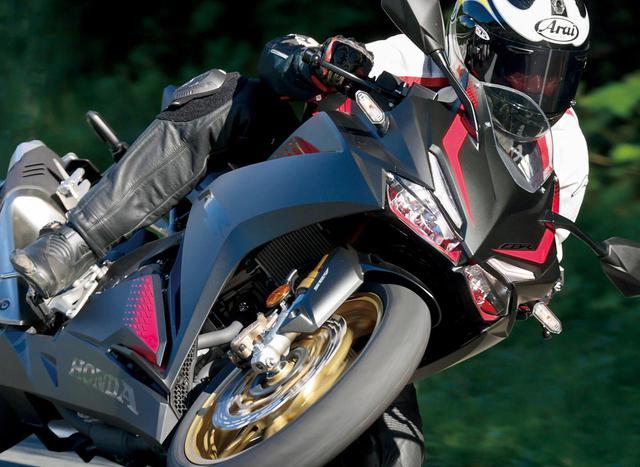 画像: ホンダ新型「CBR250RR」インプレ・解説- webオートバイ