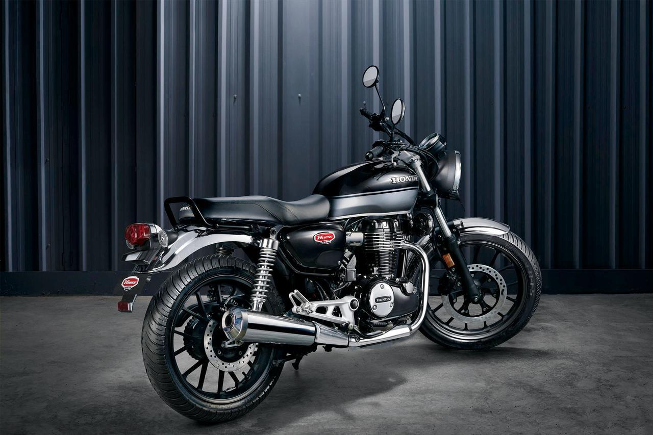 Images : 1番目の画像 - 【写真5枚】ホンダ「ハイネスCB350」 - webオートバイ