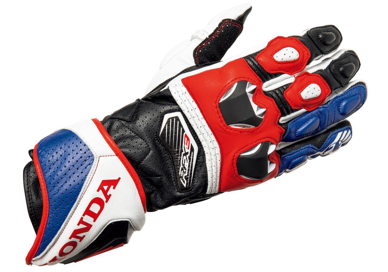 画像: 〈Honda×FIVE〉によるレーシンググローブが登場! - webオートバイ