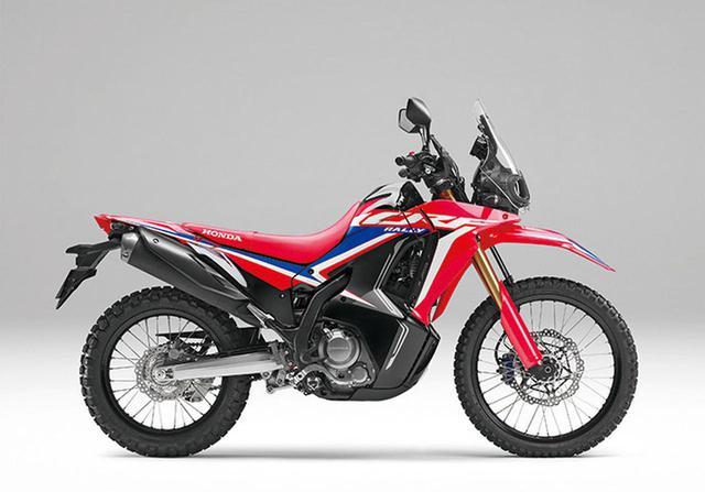 画像: 【写真9枚】ホンダ「CRF250ラリー」 - webオートバイ