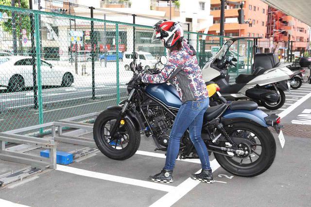 画像2: メリットいっぱい!バイク専用駐車場を上手に活用しよう!