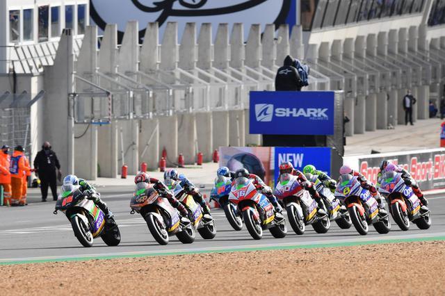 画像: 2020年フランスGP エレクトリックマシンのワンメークレースはキュインキュイン、ヒューヒューと不思議な静けさのレースです