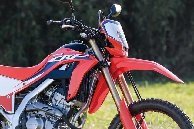 画像: 新型「CRF250L」詳しい解説はこちら - webオートバイ