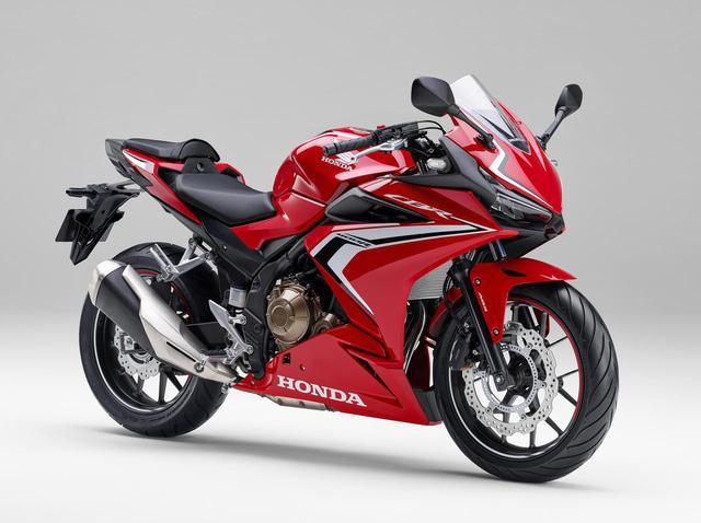 画像: 【写真6枚】CBR400R  - webオートバイ