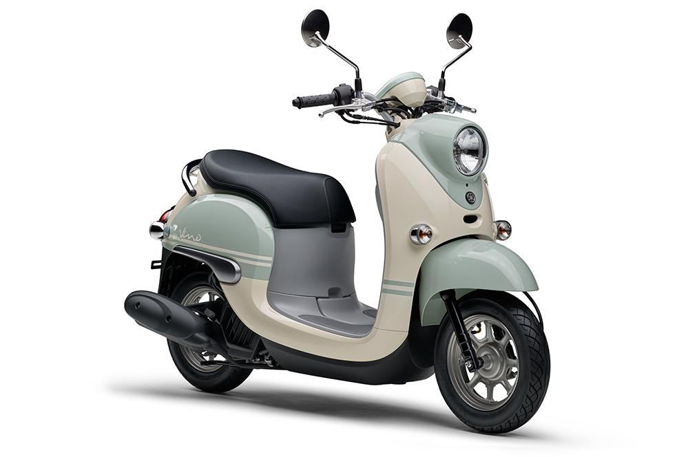 画像34: ヤマハが50ccスクーター「ビーノ」の2021年モデルを発表! ニューカラーは4色、合計6色の設定で発売