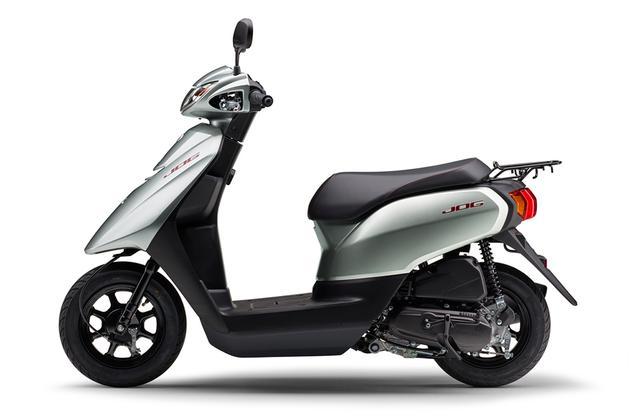 画像16: ヤマハが「ジョグ」「ジョグ デラックス」の2021年モデルを発表! 新色は3月3日に発売