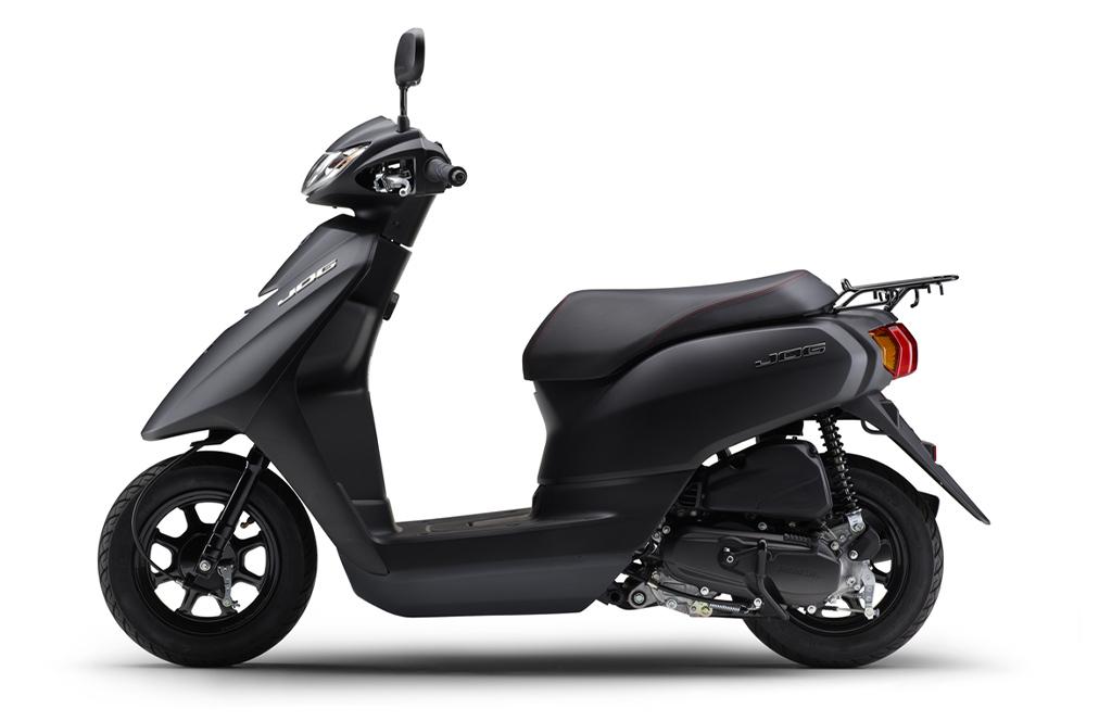 画像25: ヤマハが「ジョグ」「ジョグ デラックス」の2021年モデルを発表! 新色は3月3日に発売