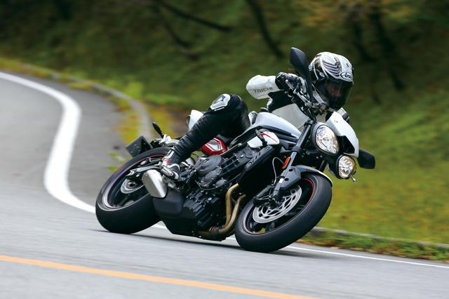 画像: トライアンフ「ストリートトリプルRロー」インプレ・解説 - webオートバイ