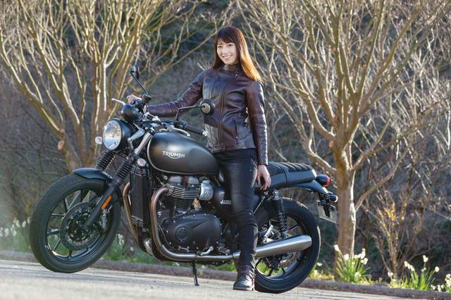 画像: トライアンフ「ストリートツイン」インプレ・解説 - webオートバイ