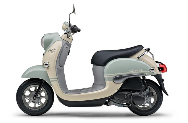 画像25: ヤマハが50ccスクーター「ビーノ」の2021年モデルを発表! ニューカラーは4色、合計6色の設定で発売