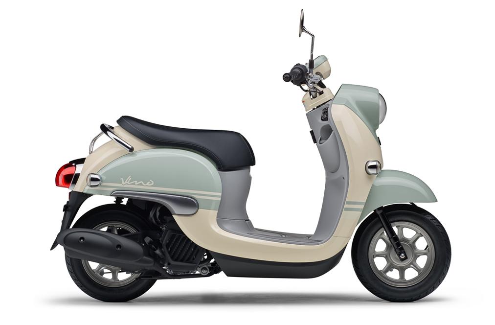 画像24: ヤマハが50ccスクーター「ビーノ」の2021年モデルを発表! ニューカラーは4色、合計6色の設定で発売