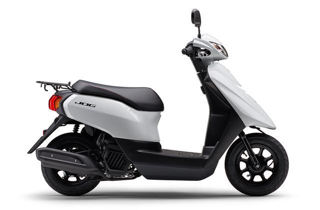 画像19: ヤマハが「ジョグ」「ジョグ デラックス」の2021年モデルを発表! 新色は3月3日に発売