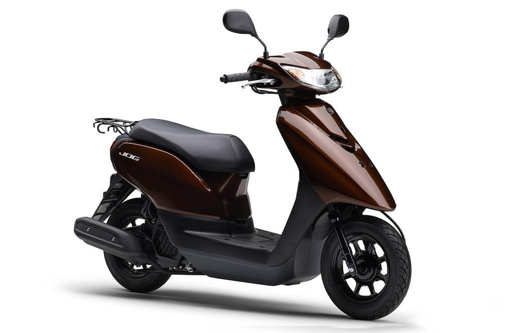 画像32: ヤマハが「ジョグ」「ジョグ デラックス」の2021年モデルを発表! 新色は3月3日に発売