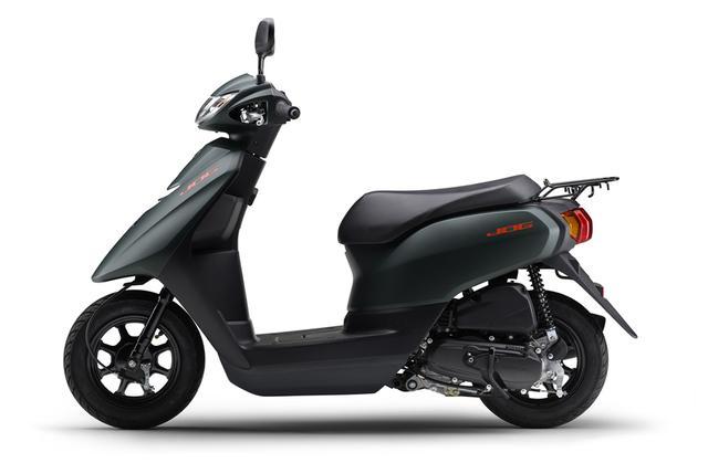 画像4: ヤマハが「ジョグ」「ジョグ デラックス」の2021年モデルを発表! 新色は3月3日に発売