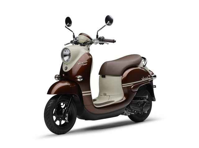 画像15: ヤマハが50ccスクーター「ビーノ」の2021年モデルを発表! ニューカラーは4色、合計6色の設定で発売
