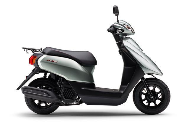 画像15: ヤマハが「ジョグ」「ジョグ デラックス」の2021年モデルを発表! 新色は3月3日に発売