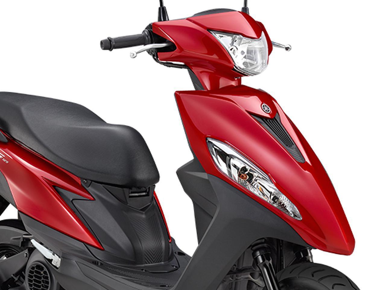 画像: 台湾ヤマハが新型「ジョグ125」2020年秋に発表 - webオートバイ