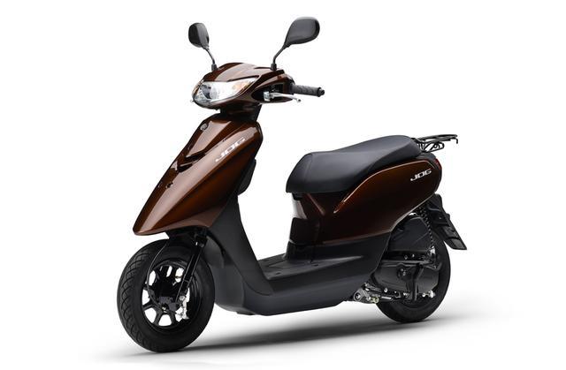 画像6: ヤマハが「ジョグ」「ジョグ デラックス」の2021年モデルを発表! 新色は3月3日に発売