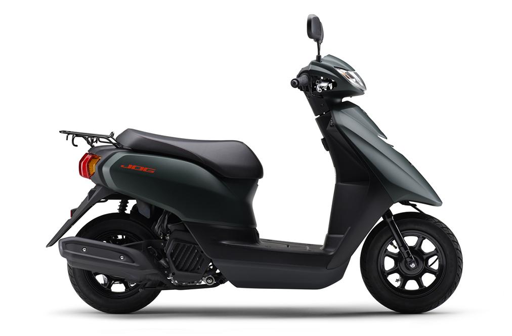 画像3: ヤマハが「ジョグ」「ジョグ デラックス」の2021年モデルを発表! 新色は3月3日に発売