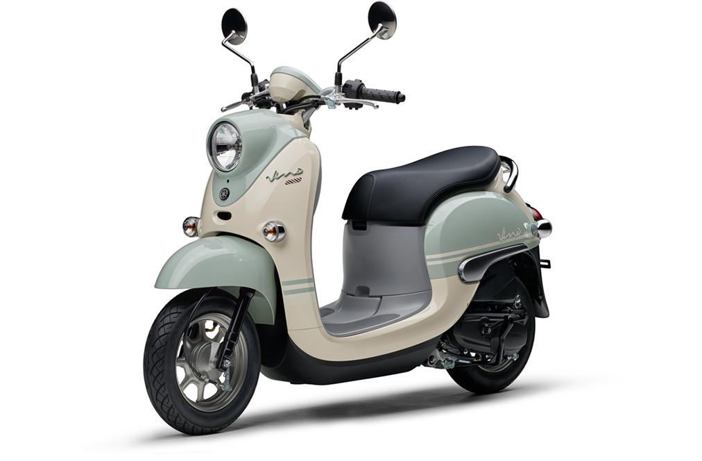 画像27: ヤマハが50ccスクーター「ビーノ」の2021年モデルを発表! ニューカラーは4色、合計6色の設定で発売