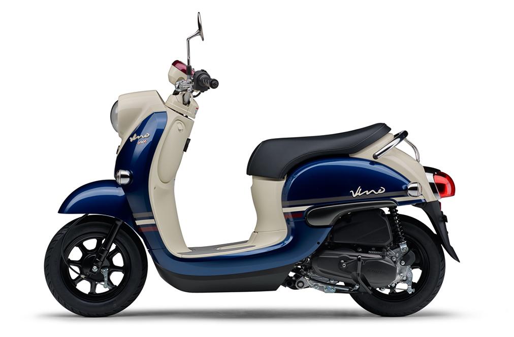 画像21: ヤマハが50ccスクーター「ビーノ」の2021年モデルを発表! ニューカラーは4色、合計6色の設定で発売