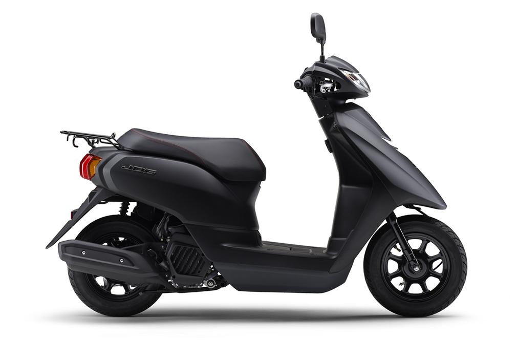 画像24: ヤマハが「ジョグ」「ジョグ デラックス」の2021年モデルを発表! 新色は3月3日に発売