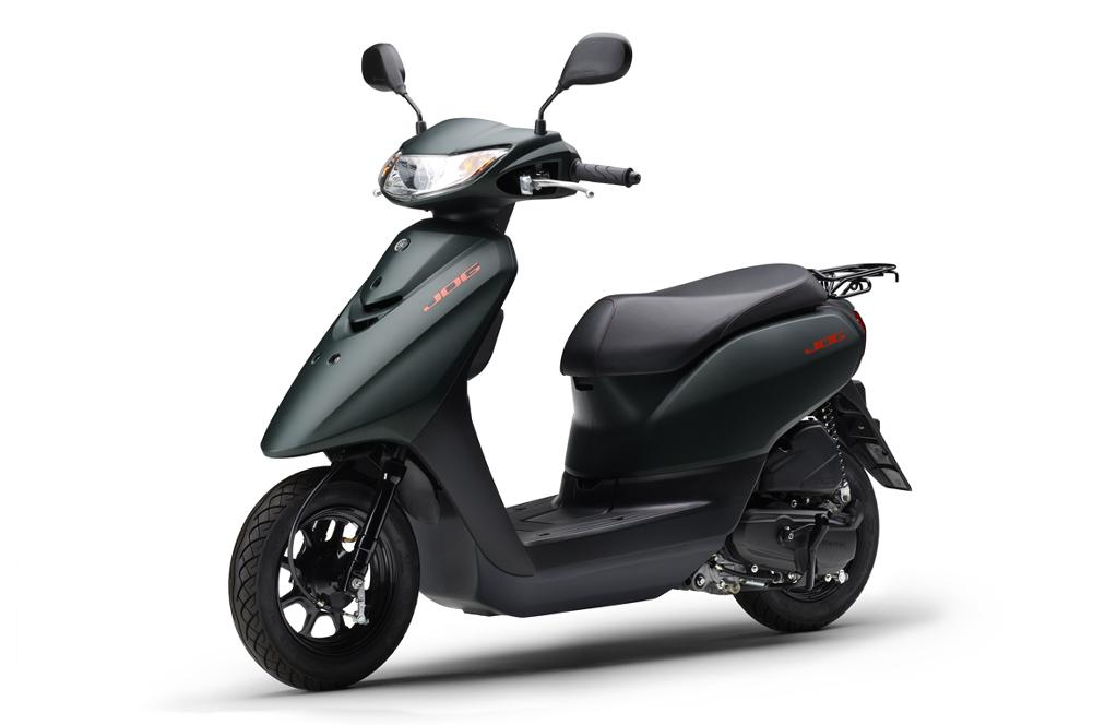 画像2: ヤマハが「ジョグ」「ジョグ デラックス」の2021年モデルを発表! 新色は3月3日に発売