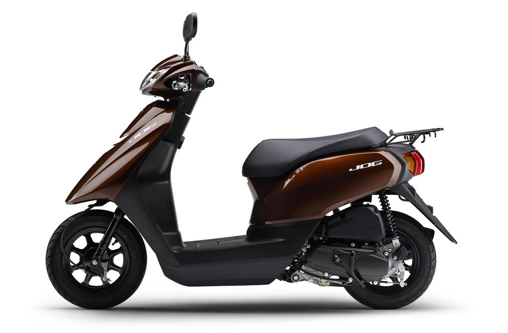 画像8: ヤマハが「ジョグ」「ジョグ デラックス」の2021年モデルを発表! 新色は3月3日に発売
